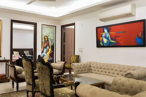 Affordable Luxury South Delhi 4 Bedroom Apartment