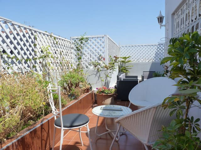 Sweet room in center of Casablanca - Casablanca - Apartamento