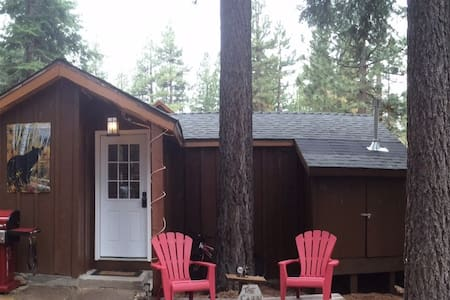NEW-THE CABIN IN THE WOODS@HEAVENLY - South Lake Tahoe - House