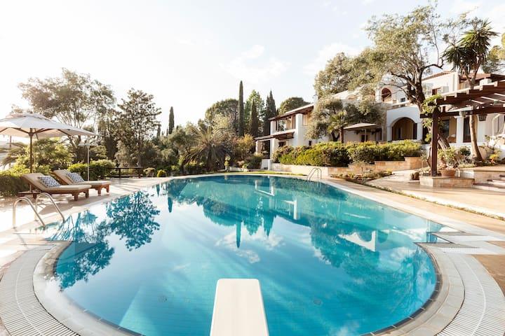 Villa Ophelia - Corfu - Villa