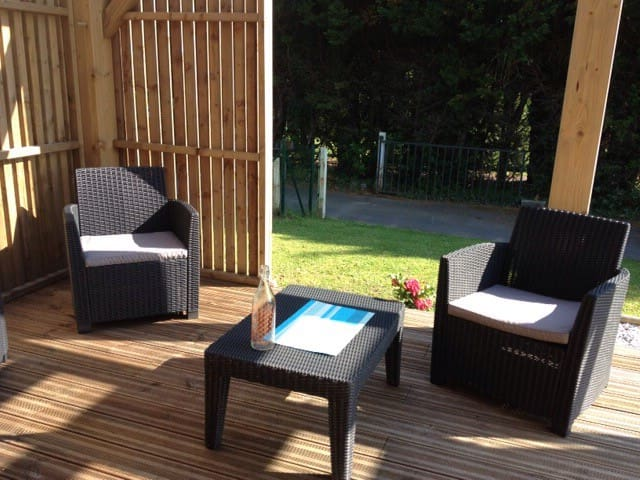 Cottage bois Biarritz - Anglet - House
