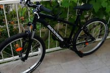 Free for use - 2 bikes