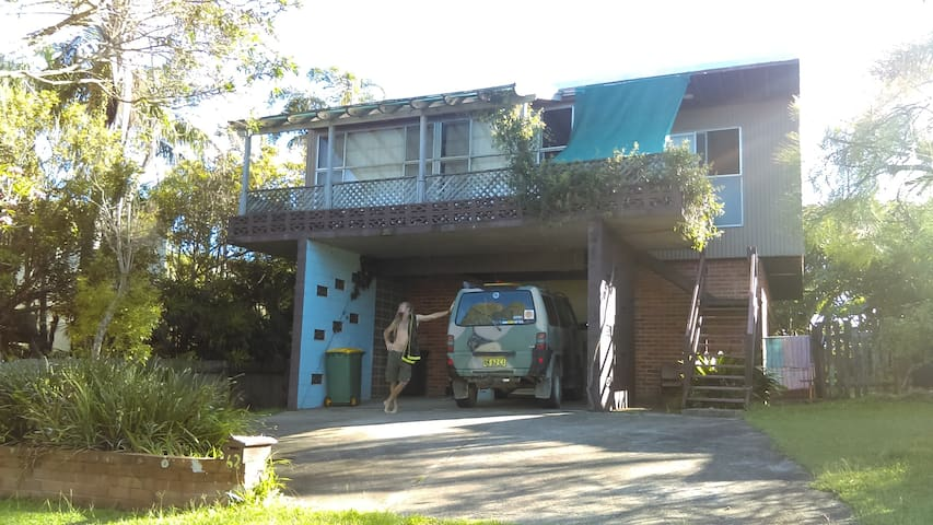 Waratah House - Scotts Head - Rumah