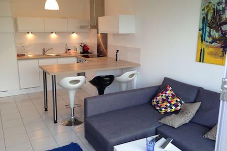 Appartement neuf avec balcon proche plage - Larmor-Plage