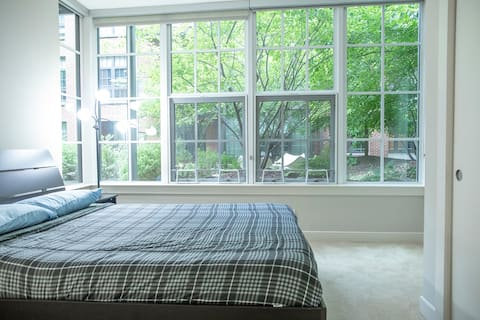 2 bed apt close to national mall and union station