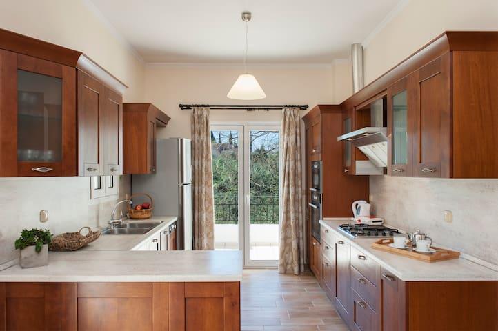 Casa Bianca - Korfu - Lejlighed