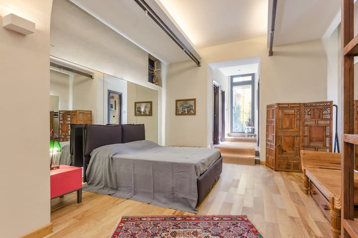 OpenSpace57/Cozy apt. in Monti / LEGAL- LICENSED