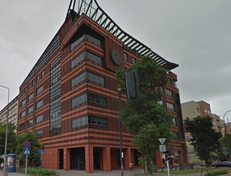 Budynek SGH