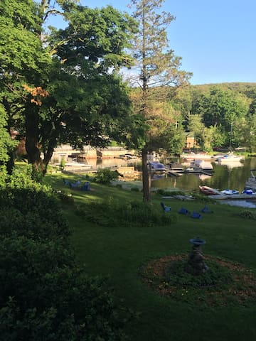Waterfront wonderland - Greenwood Lake - Bed & Breakfast