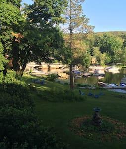 Waterfront wonderland - Greenwood Lake
