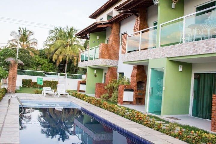 Apartamento 1°and  Duplex  Privê Pérola  Tamandaré
