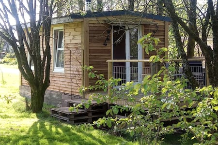 Moles lodge a unique off grid experience