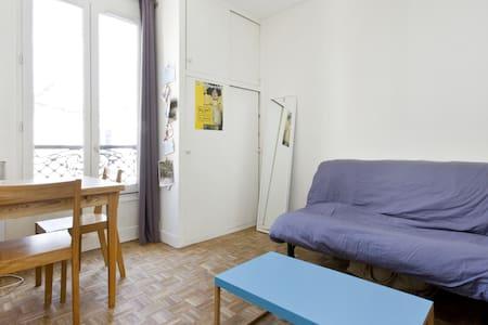 Sunny apartment in Montmartre - Paris