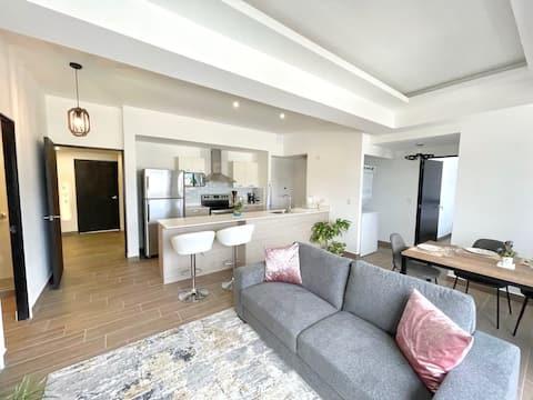 Modern 2 Bedroom Apartment in Guatemala City