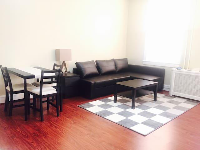 Cozy 1 Bedroom Apartment - Philadelphie - Appartement