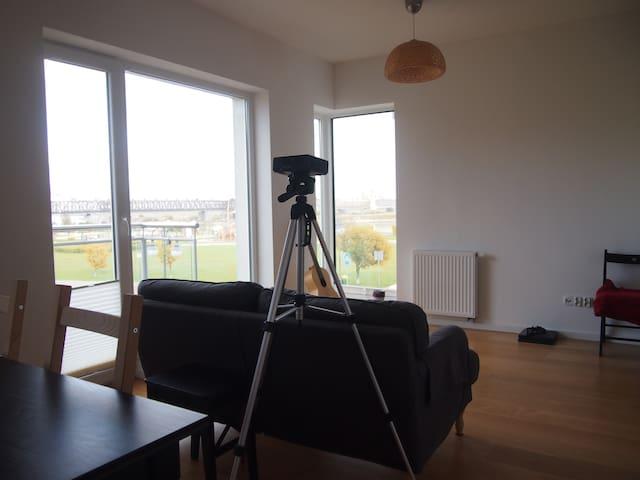 Cozy and nice apartment near Gdansk - Czarlin