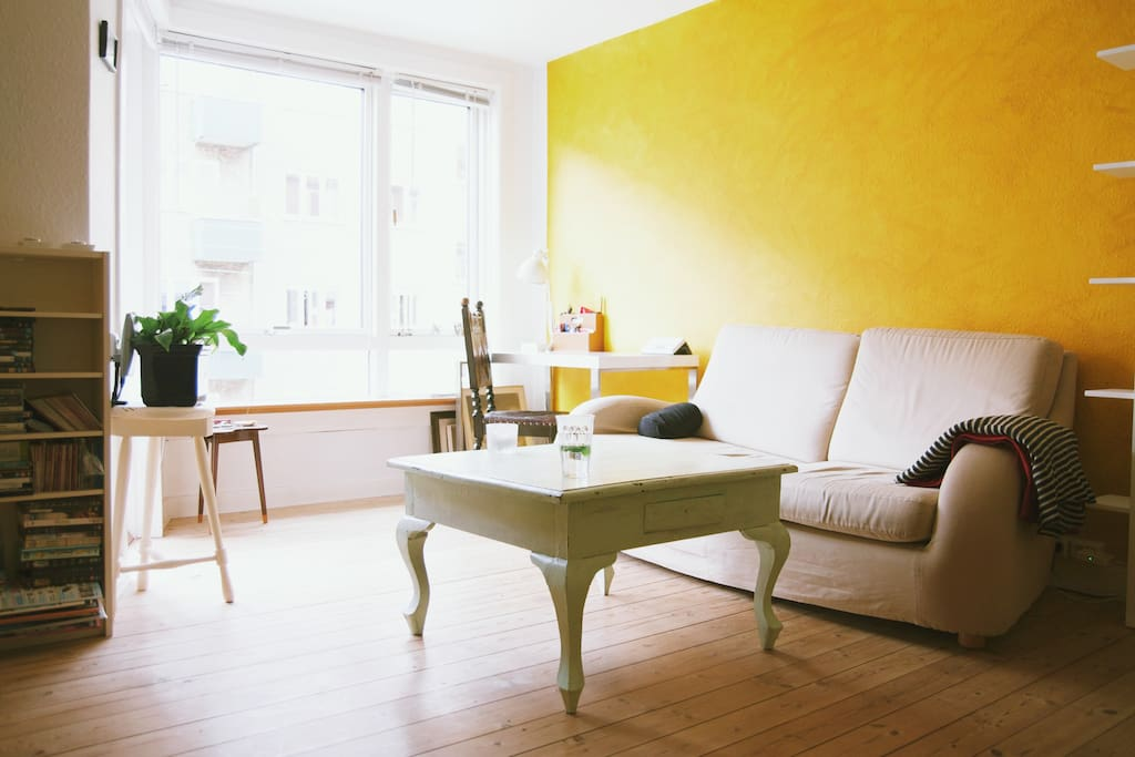 Office/living-room