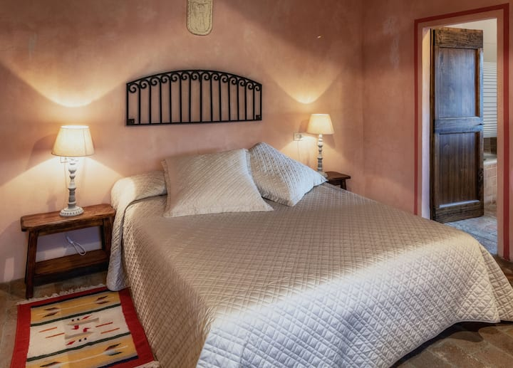 Comfort Double Room in Castello Valenzino