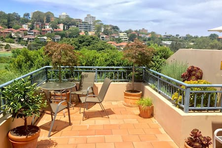 Peaceful, convenient and stylish in Neutral Bay