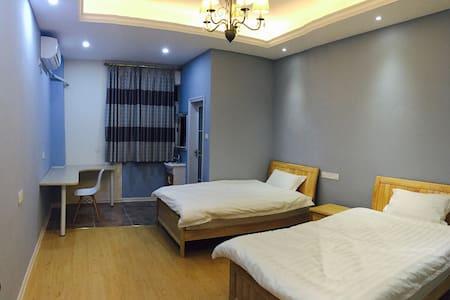 燕·青年旅舍 双床房 - Xiamen - Andere