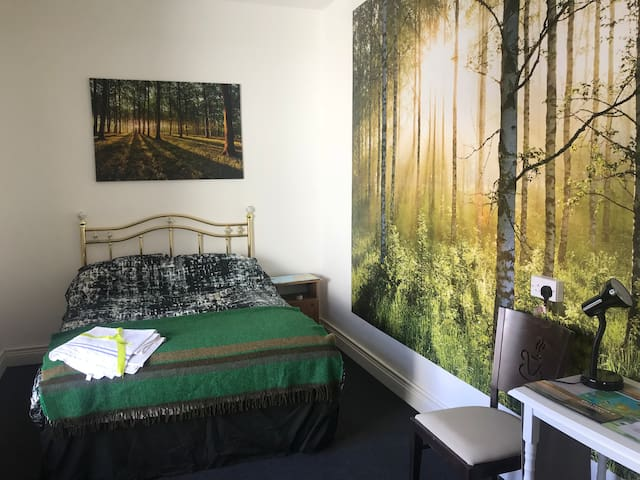 Ballyliffin Central Rooms (Donegal)