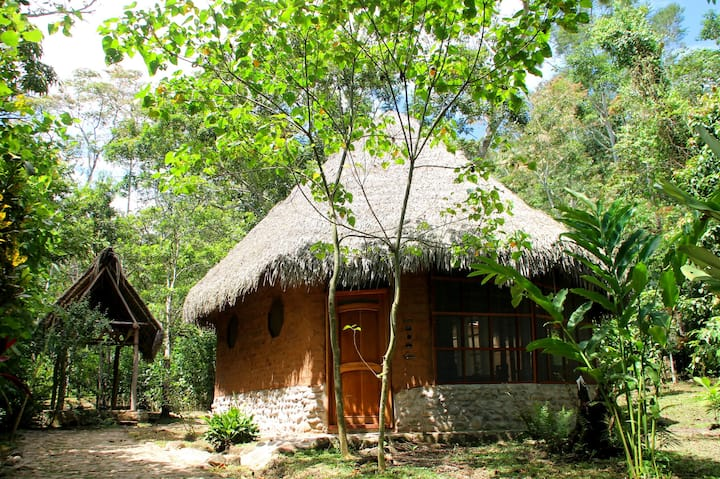 Suite Jungle Bungalow 15min from Tarapoto Center