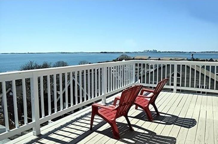 Beautiful Modern House-Perfect Deck - Nahant - Дом