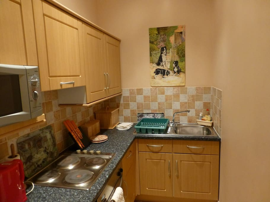The Hayloft, Nr Silloth, Lakes Cottage Holidays