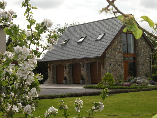 Gorgeous Country Lodge  East Galway - Oranmore - Apartament