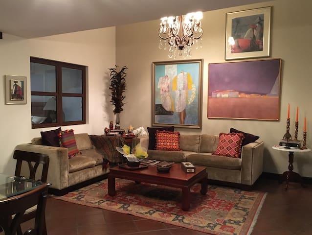 Lujosa y cómoda Villa en Antigua