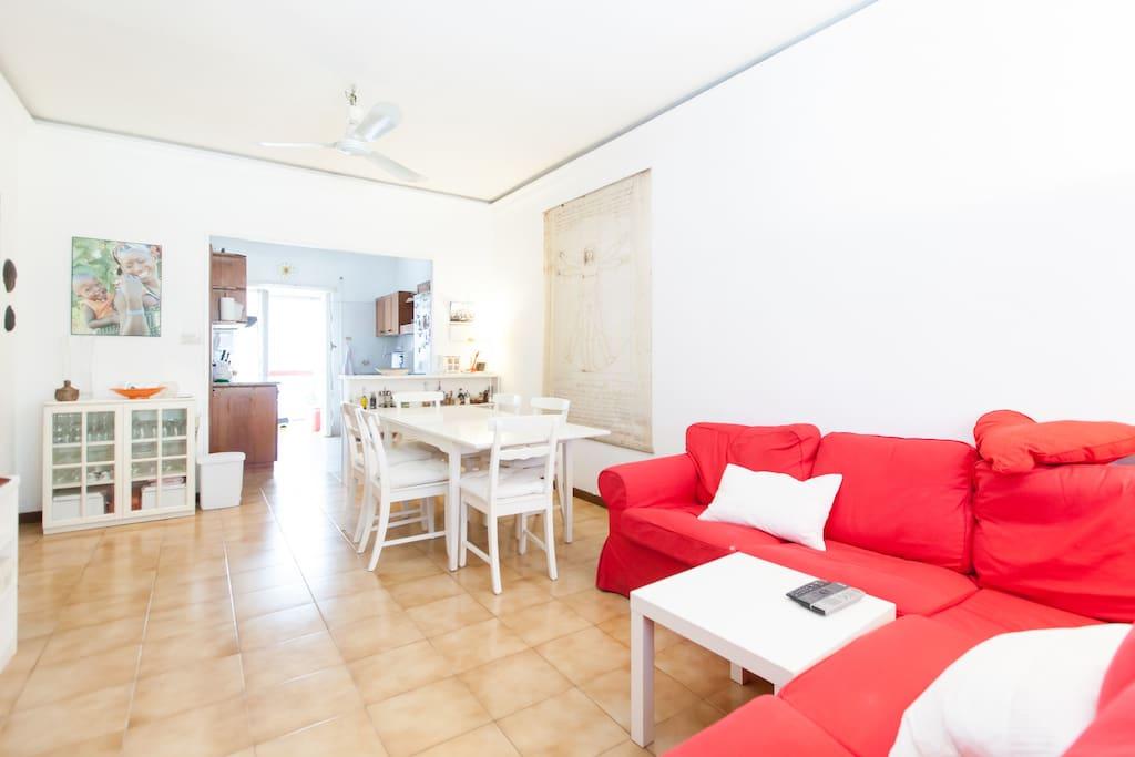 Stanza singola con bagno privato - Appartamenti in affitto a Roma, Lazio, Italia