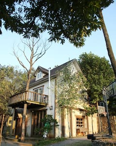 country house in wooded grounds. - Jinwi-myeon, Pyeongtaek