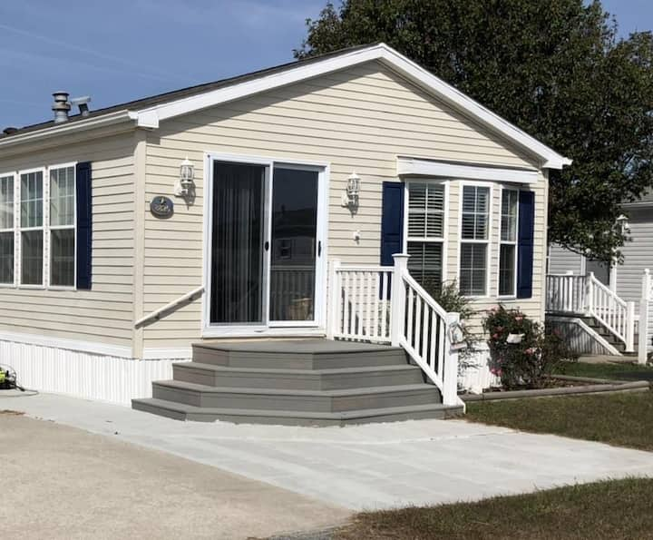 West Ocean City, MD Bayview Cottage 2bed/1bath
