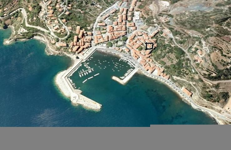 bilocale isola d'elba - Rio Marina - Apartmen