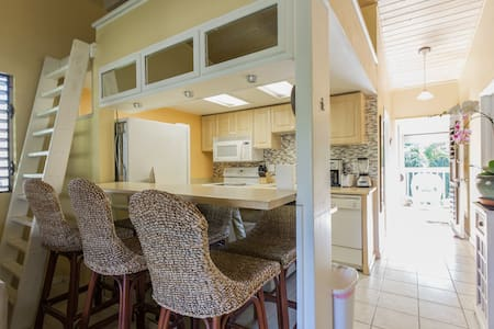 """Mahiehie"" 2BD Maui Beach Bungalow - Lahaina - Appartement"