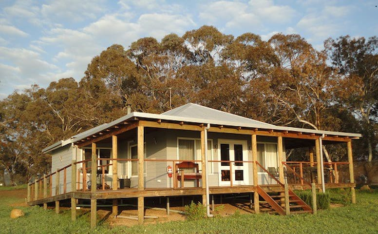 Amber Spring Gardens Gumnut Cottage Toodyay - West Toodyay - Bungalo