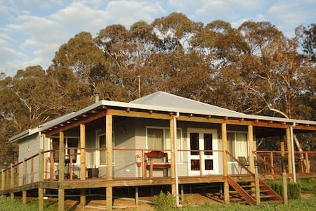 Amber Spring Gardens Gumnut Cottage Toodyay - West Toodyay - Chalet