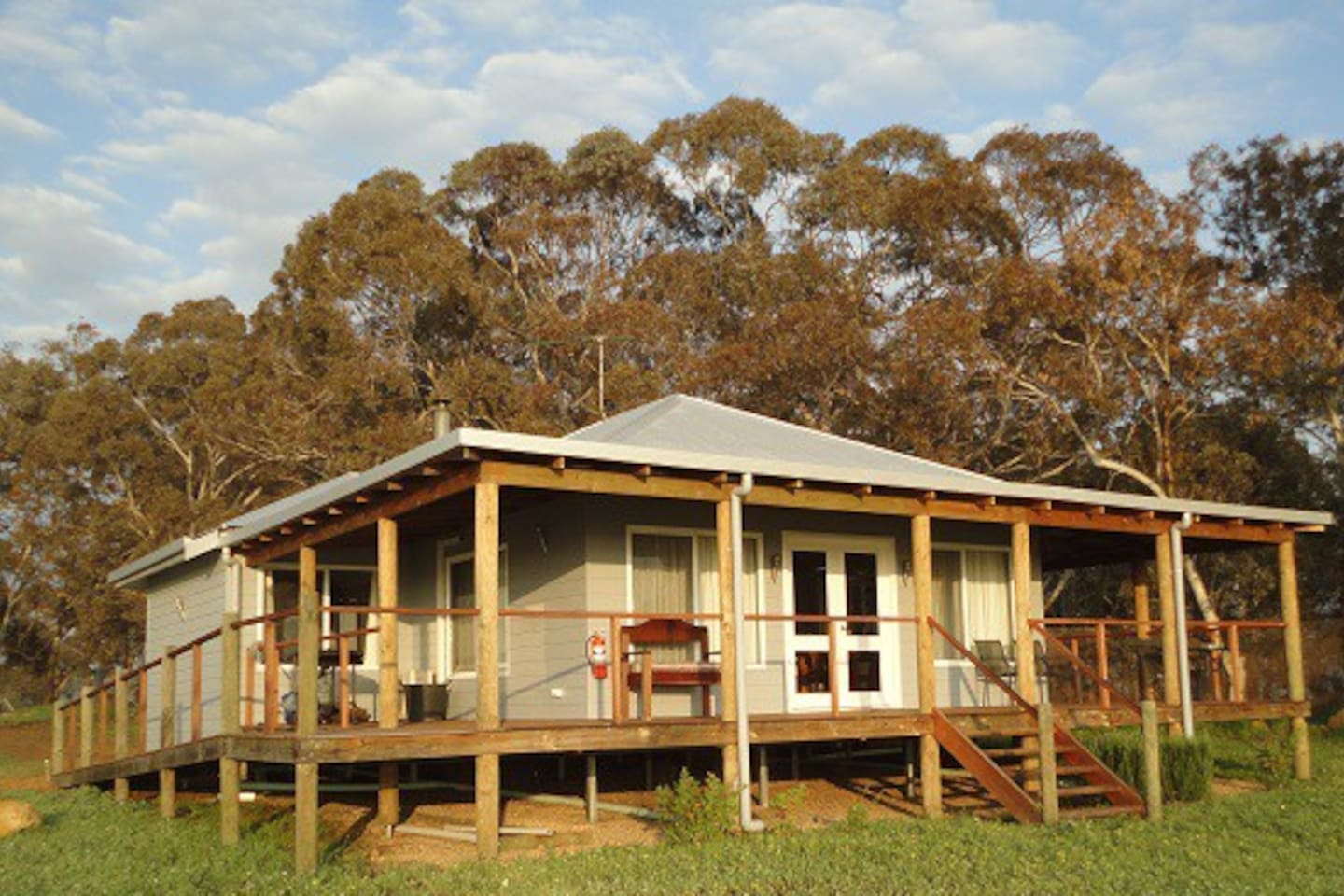 Amber Spring Gardens Gumnut Cottage Toodyay - Chalets for Rent in ...