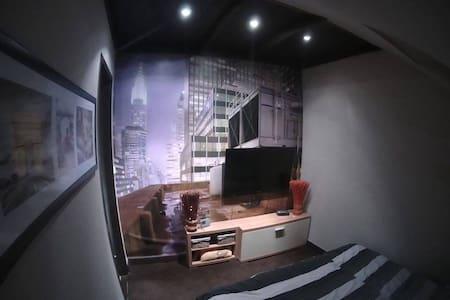 Tetőtéri hangulatos lakás igényes utazóknak - Fertőd
