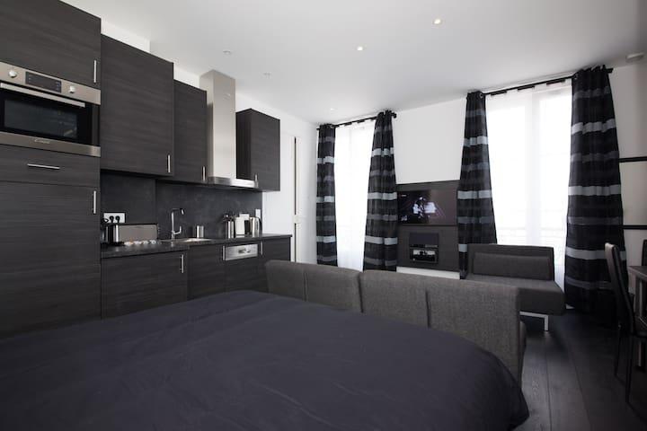 Large design studio Champs-Elysées - Paris - Apartemen
