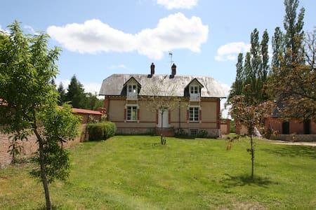 La Maison du Jardinier - Chaumont-sur-Tharonne