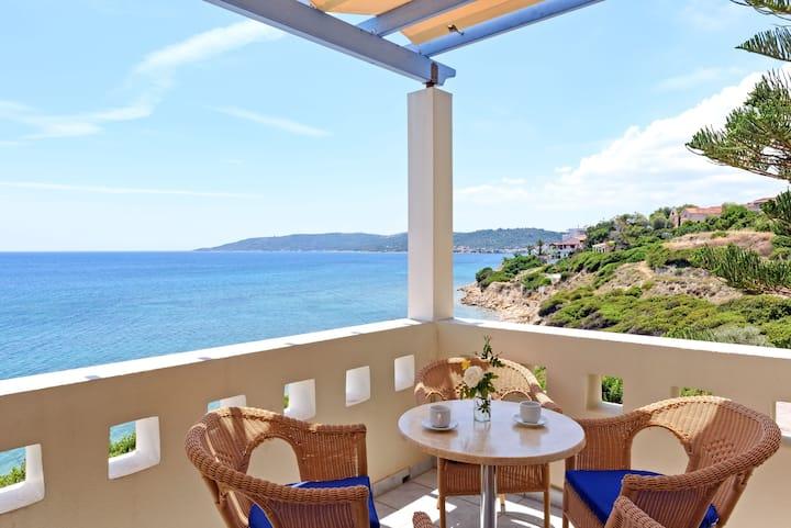 Sea Breeze Hotel Apartments Chios  71 sq M2 Sea V