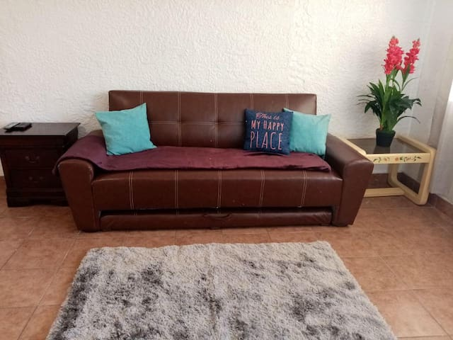 Living Room   Powerful Fan with remote control