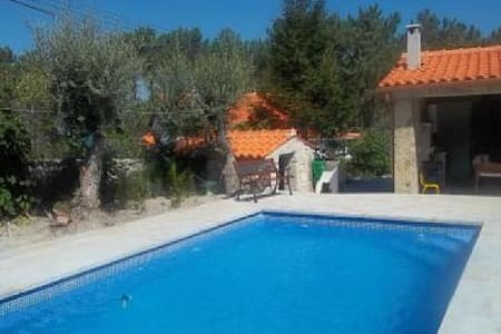 maison avec piscine privee - ancora