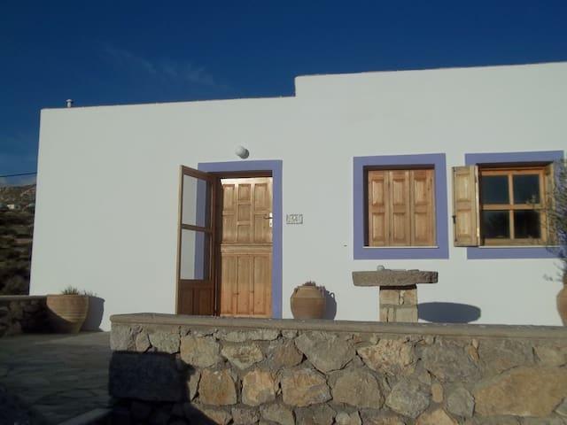 Kefalaki family house . - Karpathos - Talo