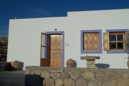 Kefalaki family house . - Karpathos