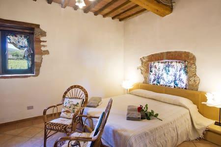 Monteriggioni, appartamento Pozzo - Apartemen