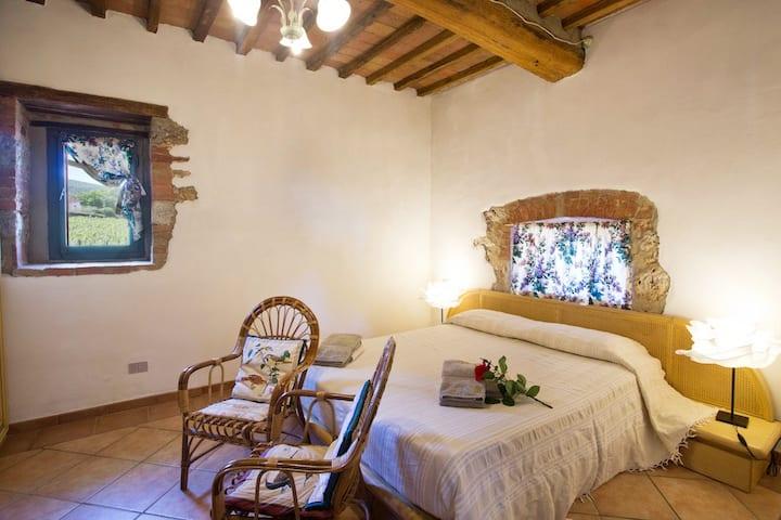 Monteriggioni, appartamento Pozzo