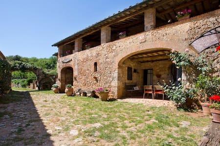 Monteriggioni, appartamento Bosco - Monteriggioni