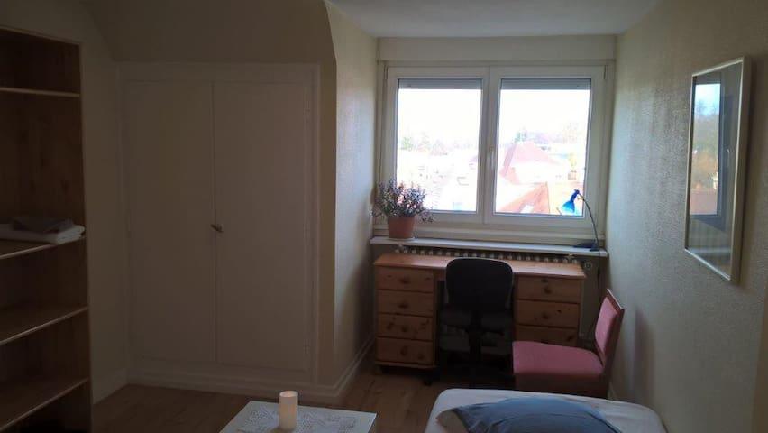 Orangerie - Chambre - 12 m2
